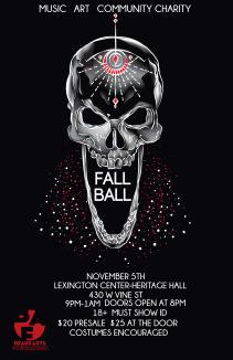 Fall Ball 2016: November 5, 2016