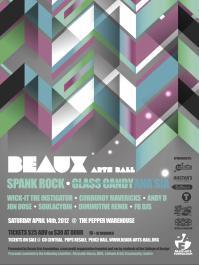 Beaux Arts Ball 2012: April 14, 2012.