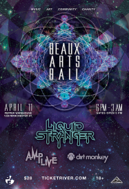 Beaux Arts Ball 2015: April 11, 2015.