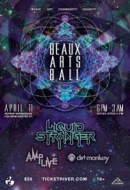 Beaux Arts Ball 2015: April 11, 2015.